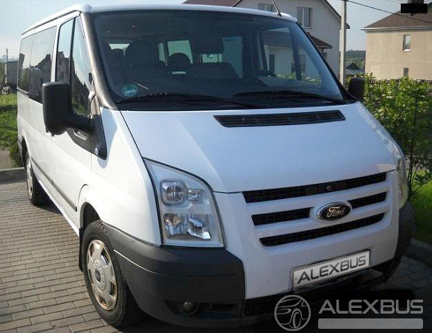 Ford Transit 430 Bus