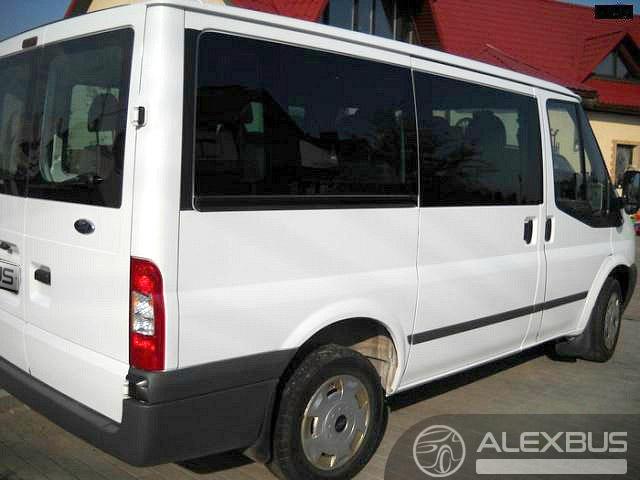 Ford Transit 430 Bus