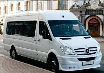 Микроавтобус для экскурсии