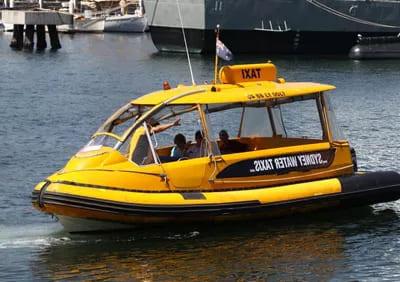 Самые необычные такси