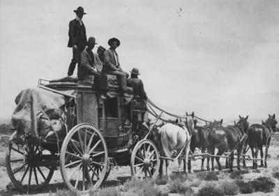 История пассажирских перевозок